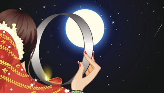 karva chauth images 1