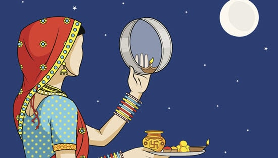 karva chauth images 5
