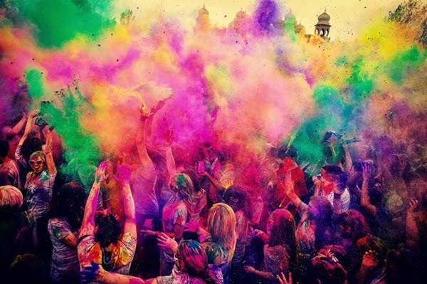 Why is Holi celebrated?