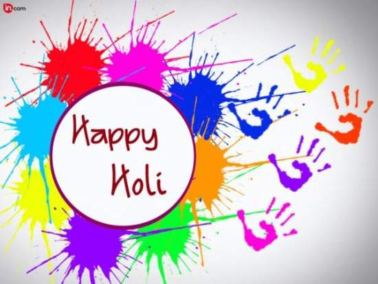 Free Holi Wallpapers