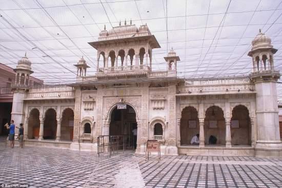 Goddess Shakti Temples