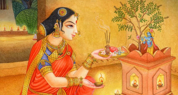 How to do Tulsi Vivah at your home
