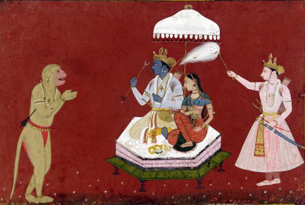 Story Behind The War Between Lord Ram And Hanuman