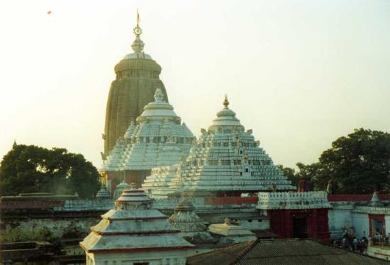 Lord Jagannath Temple - famous temples