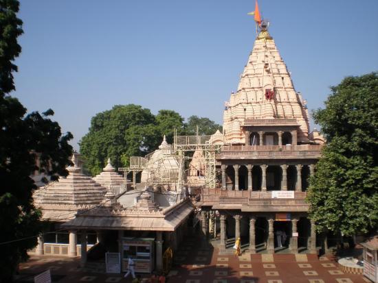 Mahakaleshwar Temple - famous temples