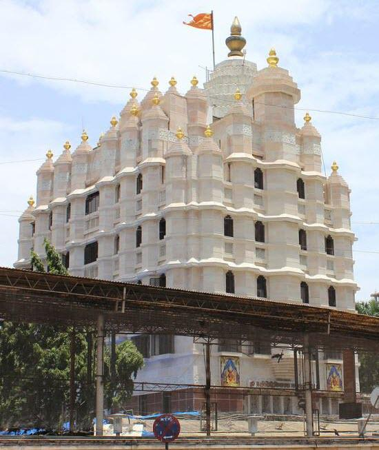 Siddhivinayak Temple - famous temples