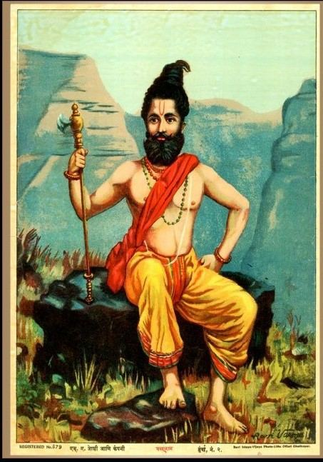 Parashurama Legend