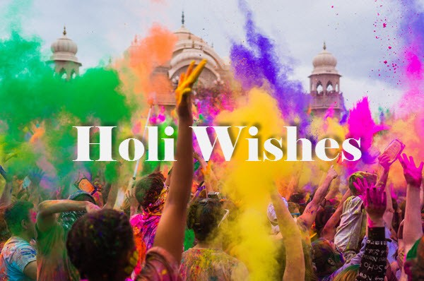 Holi Wishes: Best Holi Greetings, SMS, and Facebook Messages