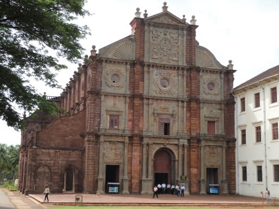 Basilica of Bom Jesus Historical Monuments of India