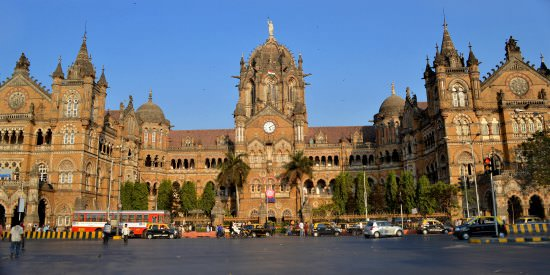 Chhatrapati Shivaji Terminus Historical Monuments of India