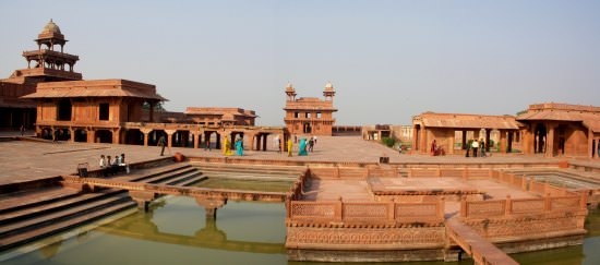 Fatehpur Sikri Historical Monuments of India