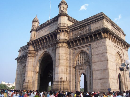 Gateway of India Historical Monuments of India