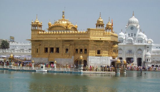 Golden Temple Historical Monuments of India