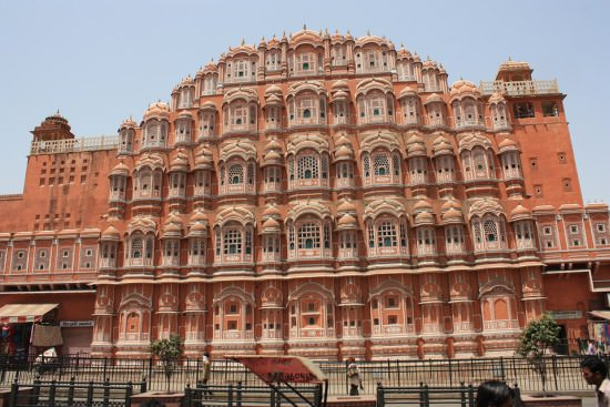 Hawa Mahal Historical Monuments of India