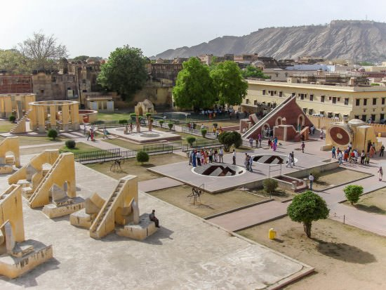 Jantar Mantar Historical Monuments of India