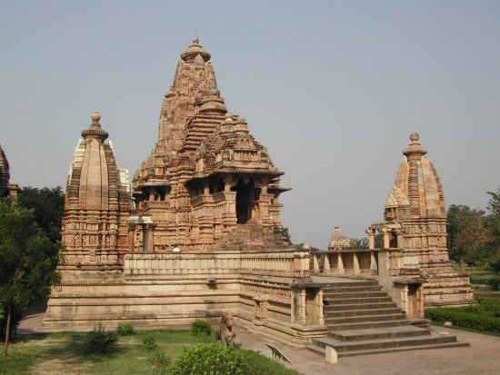 Khajuraho Historical Monuments of India