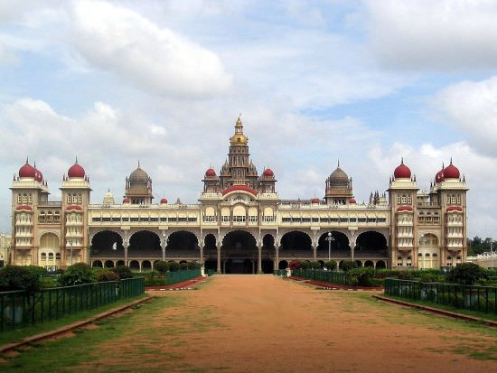 Mysore Palace Historical Monuments of India