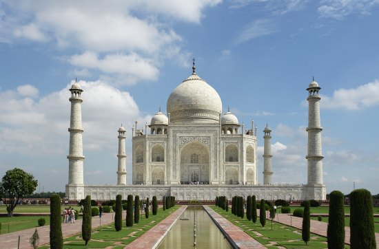 Taj Mahal Historical Monuments of India