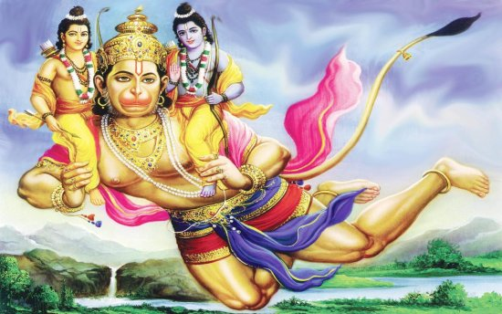 Lord Hanuman Pictures HD