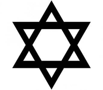 Shatkona Sacred Hinduism Symbol