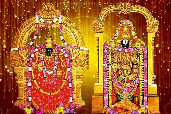 Lord Venkateswara Wallpaper